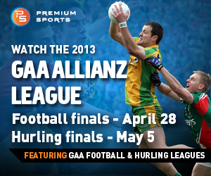 2013 GAA National League