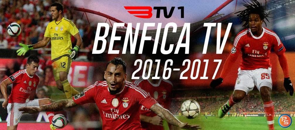 Benfica TV 2016-17